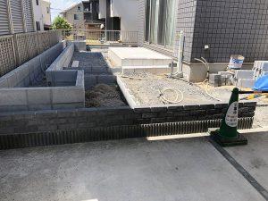 宇部市アメニティガーデン工事 M様邸スタート!