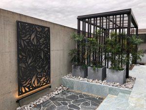 LUXURYな庭を創造 山口市S様邸 完成!